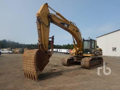 2001 CATERPILLAR 330BL Hydraulic Excavator