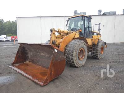 2004 CATERPILLAR 966G Series II Wheel Loader