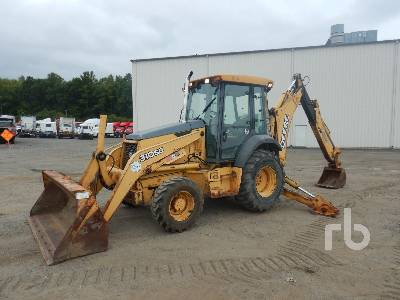2005 JOHN DEERE 310SG 4x4 Loader Backhoe