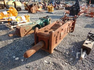 NPK E225 Excavator Hydraulic Hammer