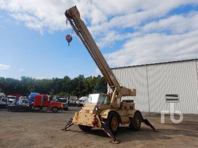 1987 GROVE RT58 Parts Only Rough Terrain Crane Parts/Stationary Construction-Other