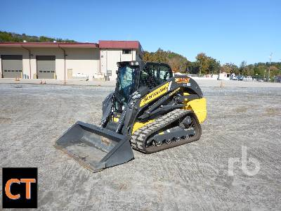 2020 NEW HOLLAND C345 2 Spd High Flow Compact Track Loader