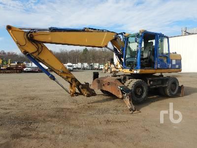 2008 CATERPILLAR M315D Mobile Excavator