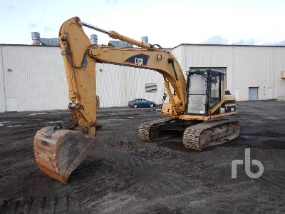 2001 CATERPILLAR 318BL Hydraulic Excavator