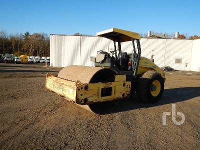2011 BOMAG BW213DH-40 Vibratory Roller