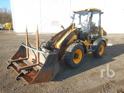 2017 JCB 409 Wheel Loader