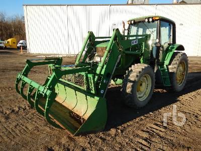 2007 JOHN DEERE 7420 2WD Tractor
