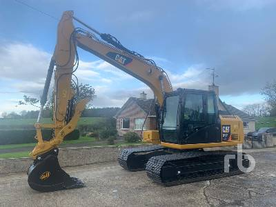 2016 CATERPILLAR 313F L GC Hydraulic Excavator