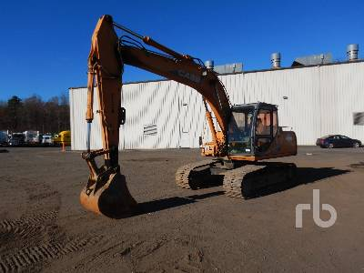 2006 CASE CX160 Hydraulic Excavator