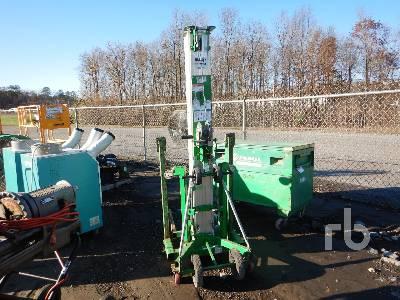 2012 GENIE SLC18 Material Lift