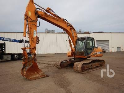 2007 CASE CX180LC Hydraulic Excavator