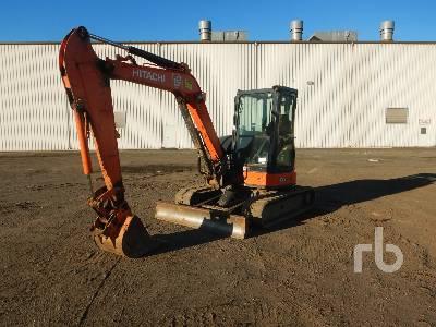 2016 HITACHI ZX50U-5 Midi Excavator (5 - 9.9 Tons)
