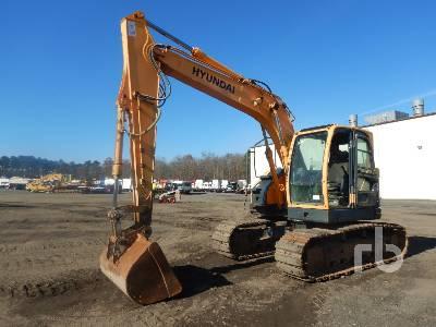 2011 HYUNDAI 145LCR Robex Hydraulic Excavator