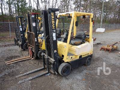 2000 HYSTER S30XM Forklift