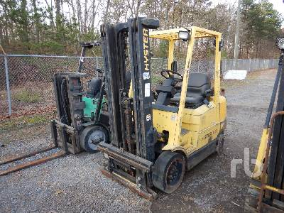 2000 HYSTER S50XM Forklift