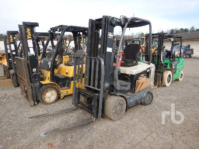 CROWN FC4515-50 4500 Lb Electric Forklift