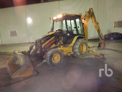 2004 CATERPILLAR 430DIT Loader Backhoe