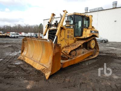 2005 CATERPILLAR D6R XL Series II Crawler Tractor