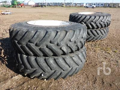 TITAN Qty Of 4 520/85R42 Tire