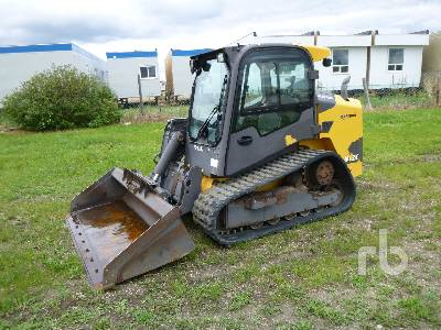 2014 VOLVO MCT125C 2 Spd High Flow Multi Terrain Loader