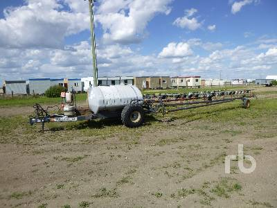 1987 FLEXI-COIL S62 74 Ft Field Sprayer