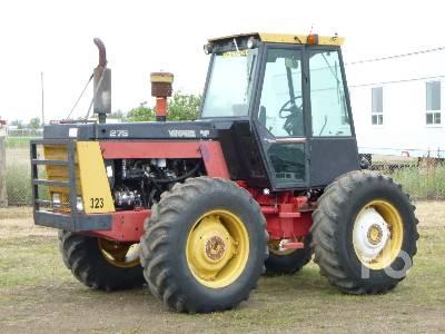 VERSATILE 276 Bi-directional 4WD Tractor
