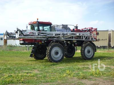 2004 CASE IH PATRIOT SPX4260 120 Ft High Clearance Sprayer