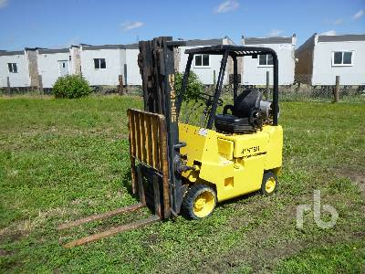 HYSTER S35XL 3500 Lb Forklift