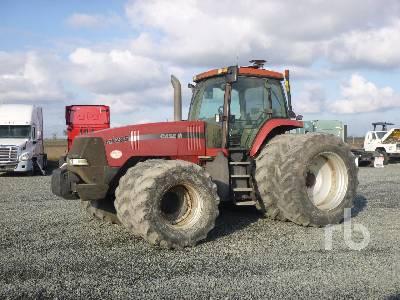 2003 CASE IH MX285 Magnum MFWD Tractor