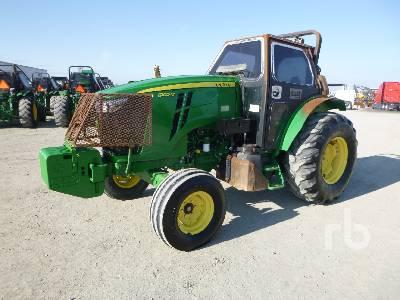 2014 JOHN DEERE 5100M 2WD Tractor