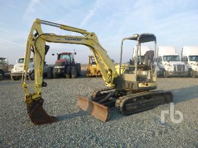 2005 YANMAR VI045-5 Midi Excavator (5 - 9.9 Tons)