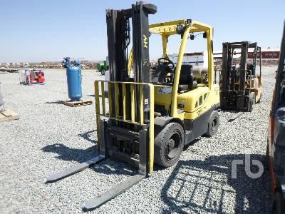 2005 HYSTER H60FT Forklift