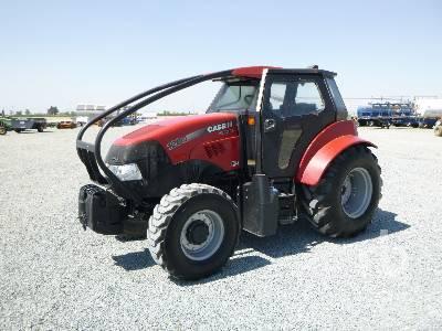 2017 CASE IH FARMALL 120C MFWD Tractor