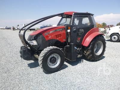2016 CASE IH FARMALL 120C MFWD Tractor