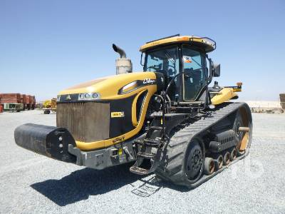 2015 CHALLENGER MT865E Track Tractor