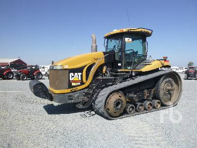 2008 CHALLENGER MT835B Track Tractor