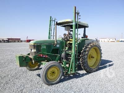 1995 JOHN DEERE 6400 2WD Tractor
