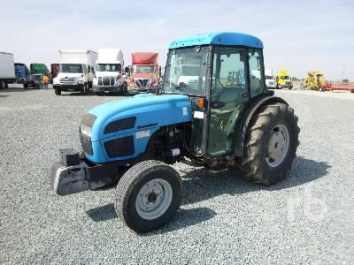 LANDINI REX 100F 2WD Tractor