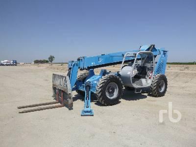 2006 GENIE GTH-1048 10000 Lb 4x4x4 Telescopic Forklift
