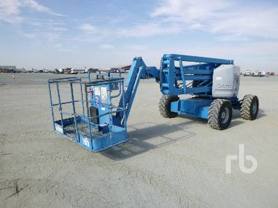 2000 GENIE Z45/25 4x4 Articulated Boom Lift