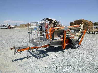 2006 JLG T350 Tow Behind Articulated Boom Lift