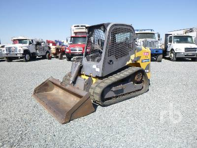 2013 VOLVO MCT135C Compact Track Loader