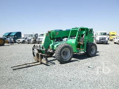 2006 SKYTRAK 8042 8000 Lb 4x4x4 Telescopic Forklift