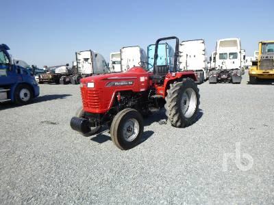 2011 MAHINDRA 5525 2WD Tractor
