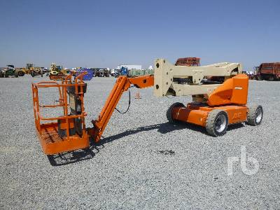 2006 JLG E450AJ Electric Articulated Boom Lift