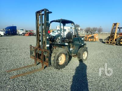 WIGGINS 8500 Lb Rough Terrain Forklift