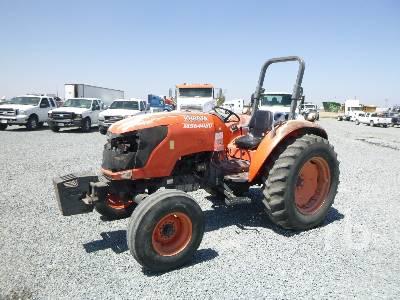KUBOTA M5640 2WD Utility Tractor