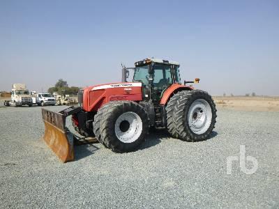 2007 MASSEY FERGUSON 8480 MFWD Tractor