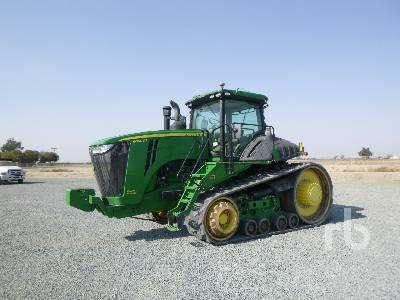 2014 JOHN DEERE 9560RT Track Tractor