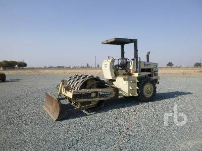 1995 INGERSOLL-RAND SD70F Propac Vibratory Padfoot Compactor